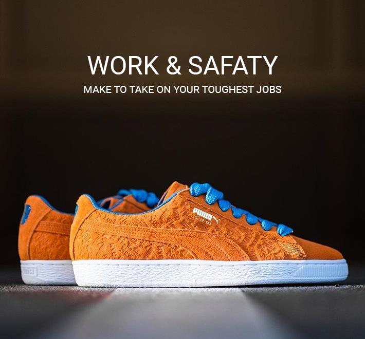 Work & Safaty